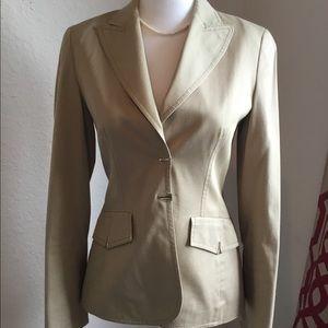 ESCADA structured button up blazer